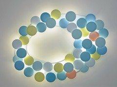 Lámpara de techo LED de aluminio MILLELUMEN CIRCLES | Lámpara de techo - millelumen