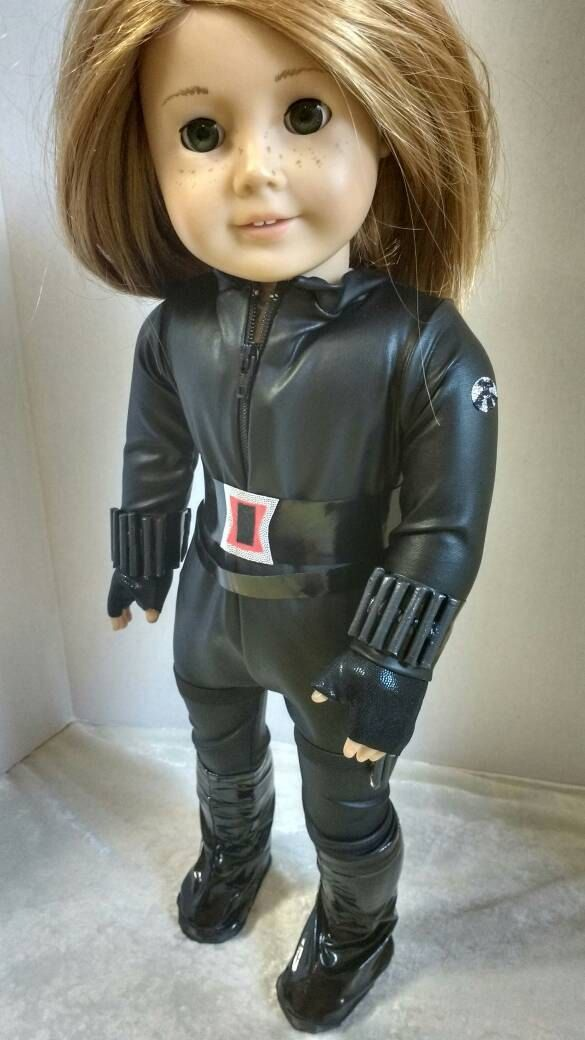 Black Rule the Galaxy Shirt Top fits 18 inch American Girl Doll Clothes Boy