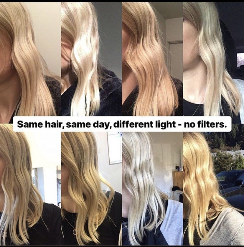 Magic Lighting Grid The Perfect Consultation Tool Hair Styles