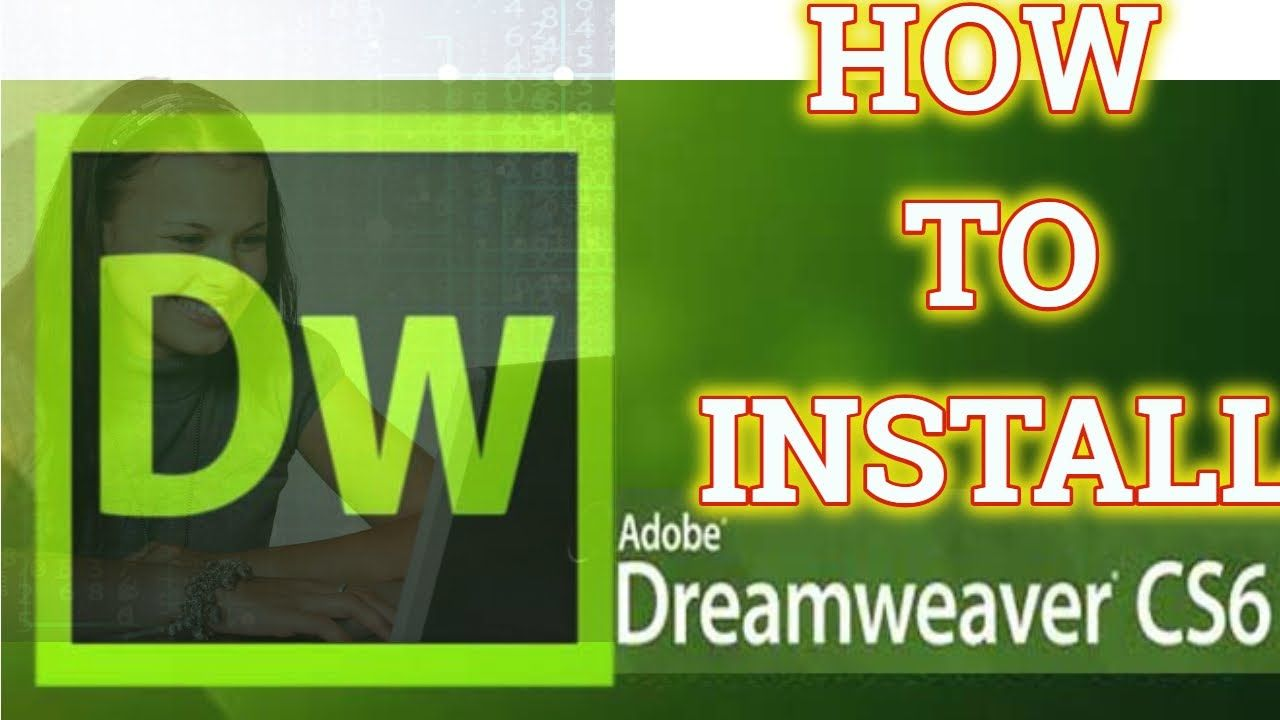 How To Install Dreamweaver For Free