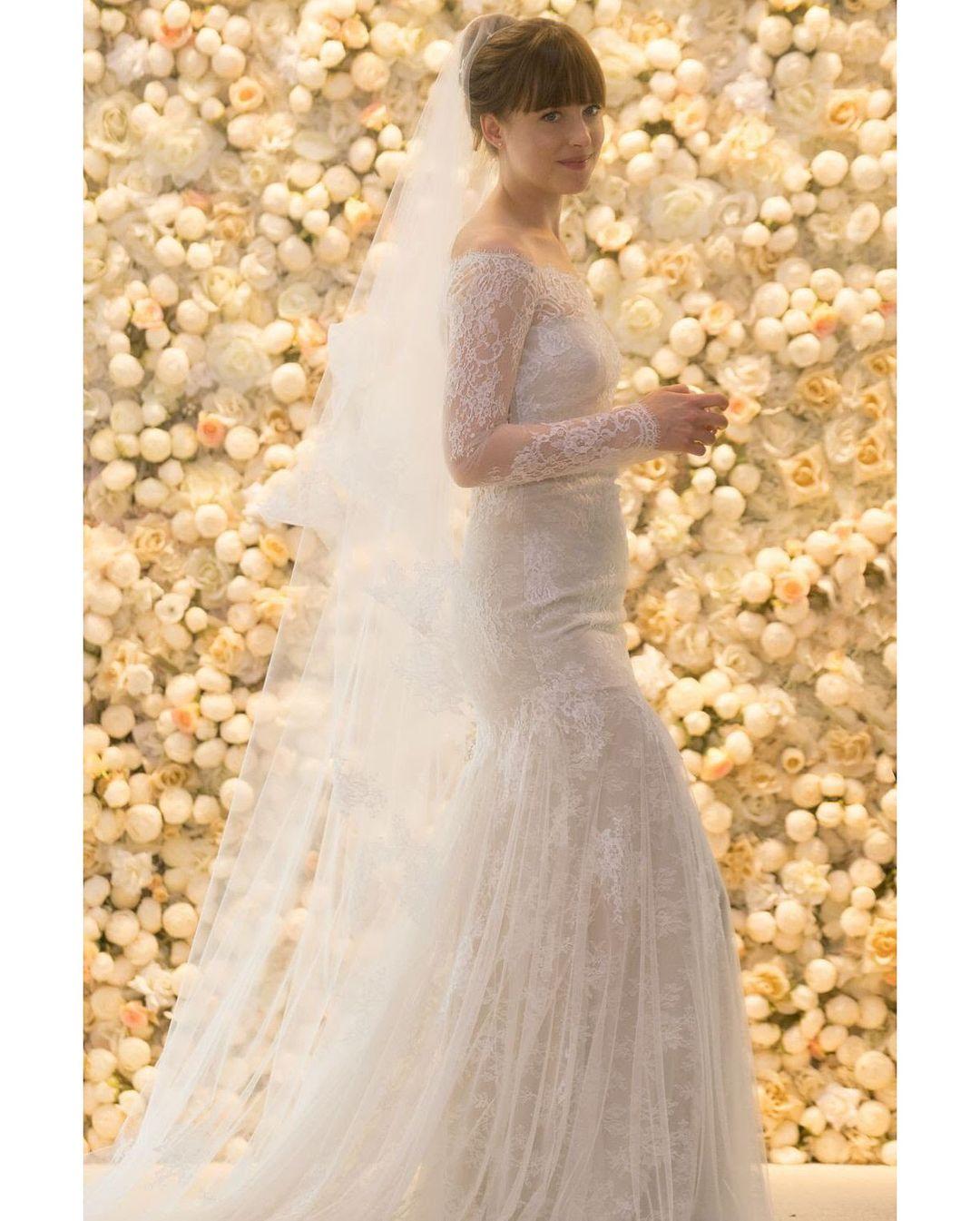 50 оттенков белого: свадебные платья 2019 изоражения