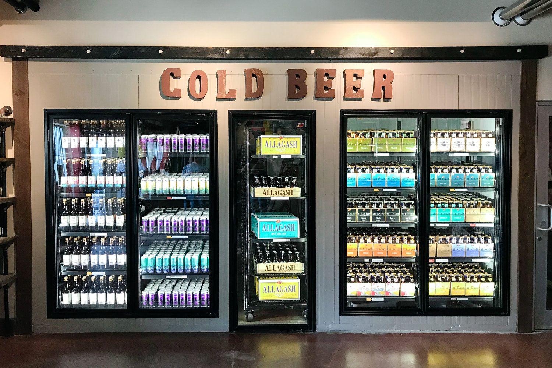 Allagash Brewing Portland Maine Craft Beer Travel In 2019