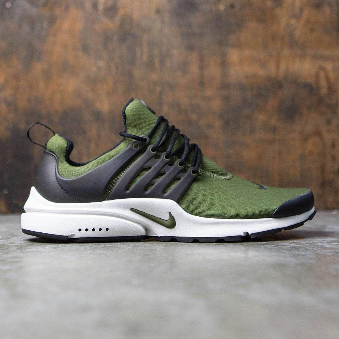 Nike Men Air Presto Essential Legion Green Legion Green Black Nike Nike Men Mens Nike Air