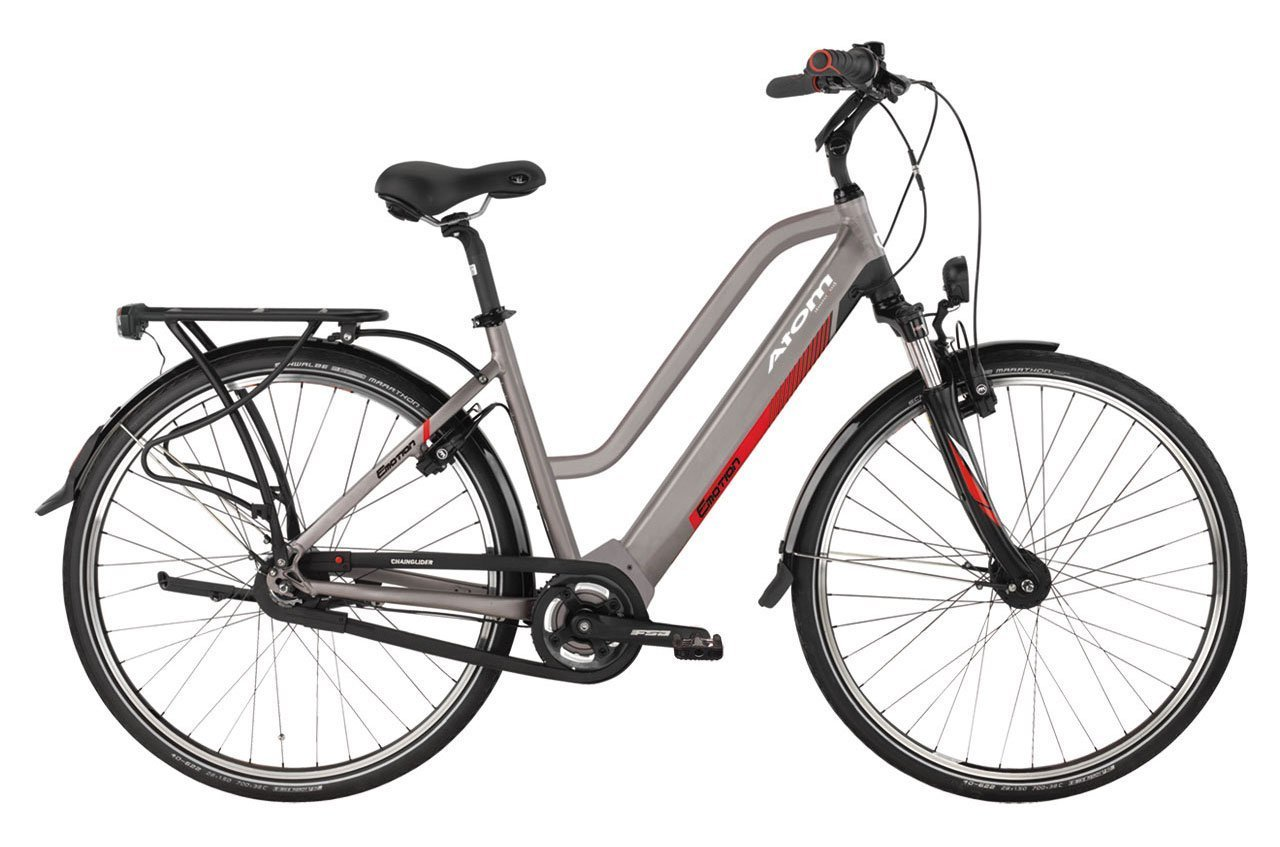 Bh Easy Motion Atom Diamond Wave Electric Bicycle