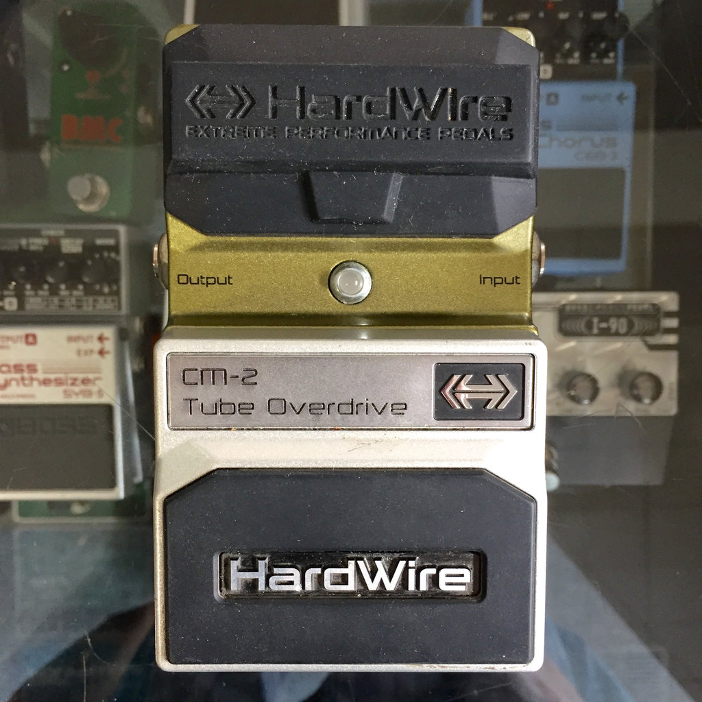 Digitech Hardwire CM-2 Tube Overdrive (Pre-Owned)