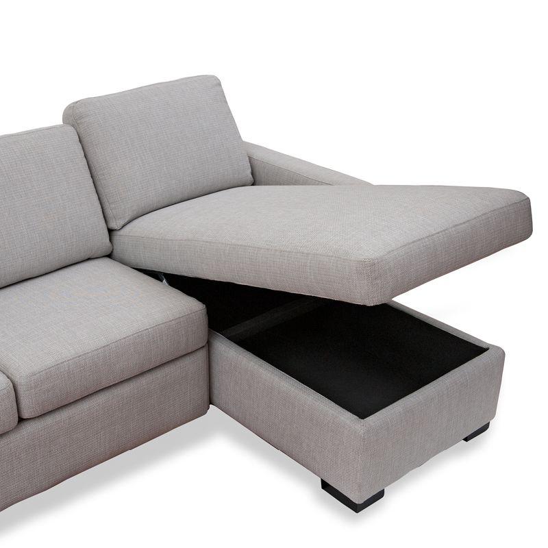 Balmain Sofa Bed Storage Chaise Little Living Room Pinterest