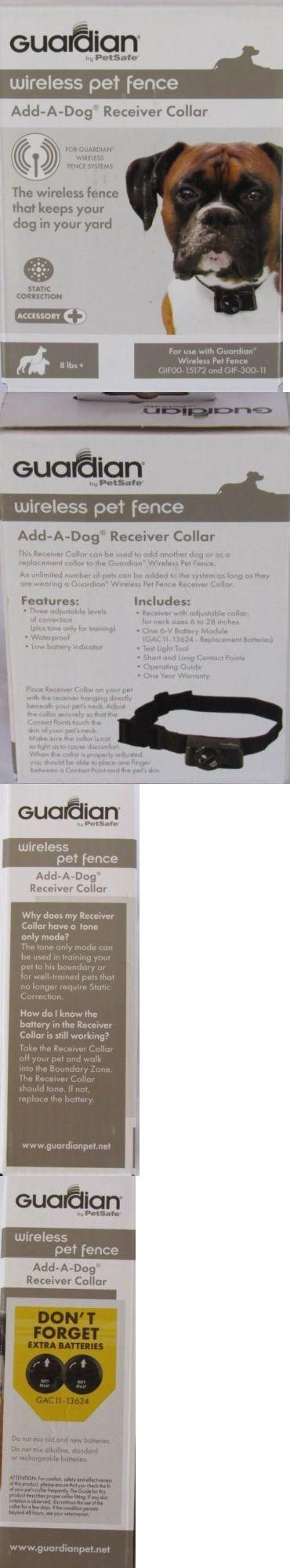 guardian pet fence