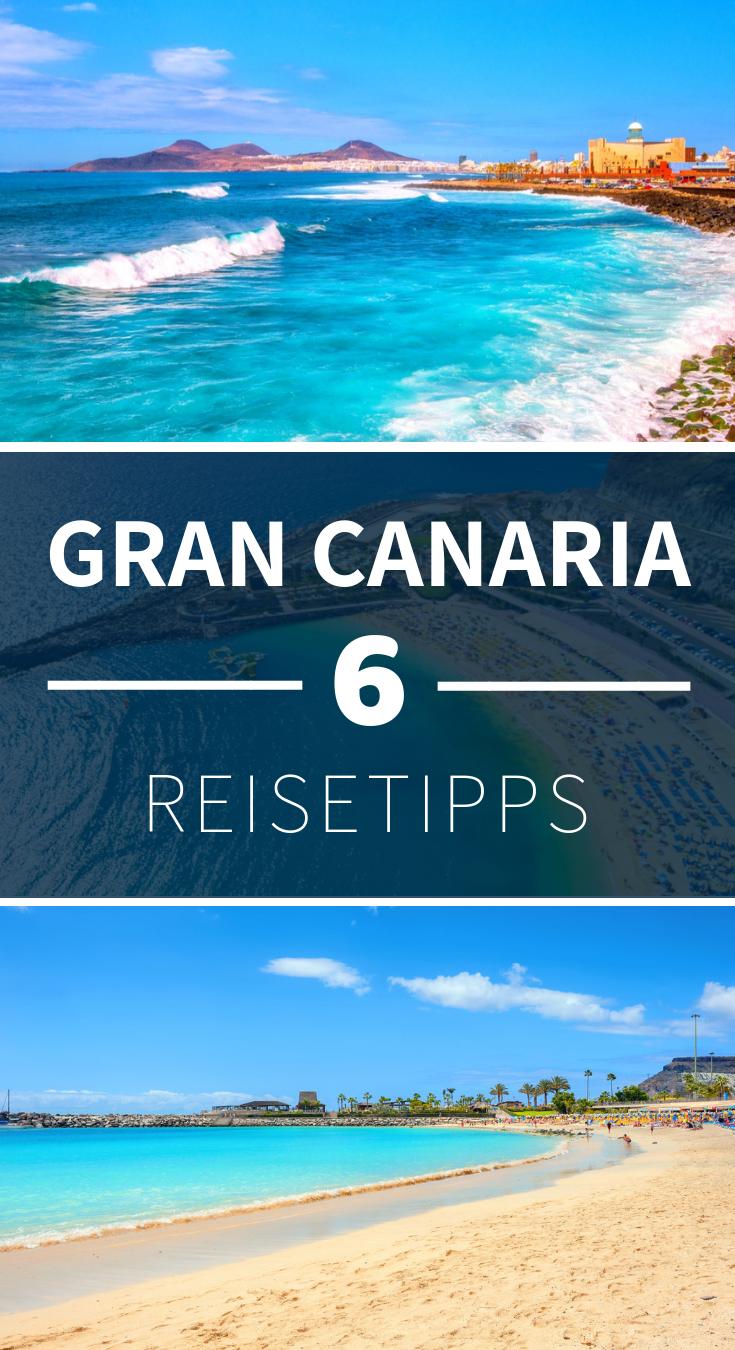 Hier findest du die besten Tipps für deinen Gran Canaria Urlaub: die schönsten Strände (mit Bildern), Sehenswürdigkeiten, Ausflugstipps und vieles mehr. #grancanaria #kanaren #kanarischeinseln #urlaub #reisetipps #tipps #urlaubstipps #strände