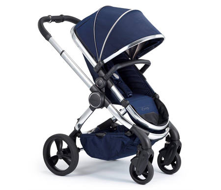 iCandy 2018 Peach Stroller Chrome Indigo Icandy peach
