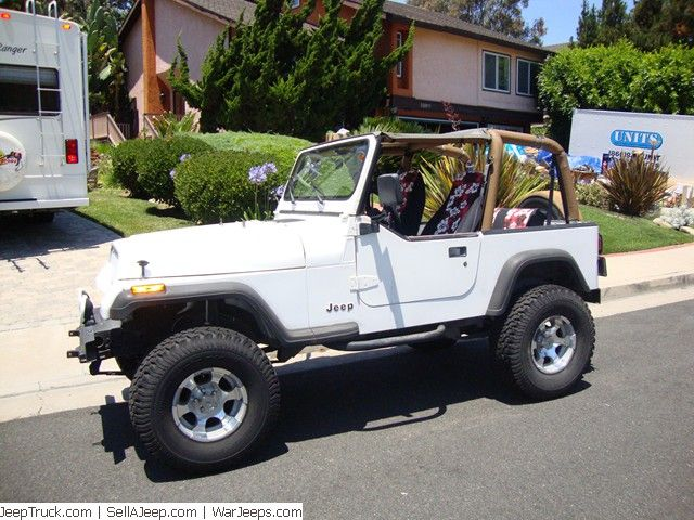 Jeeps For Sale And Jeep Parts For Sale 1993 Jeep Wrangler Jeep