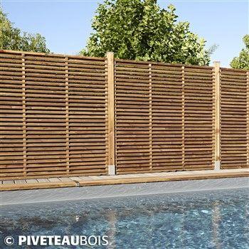 panneau arifi en bois trait autoclave x cm panneau en bois et palissade. Black Bedroom Furniture Sets. Home Design Ideas