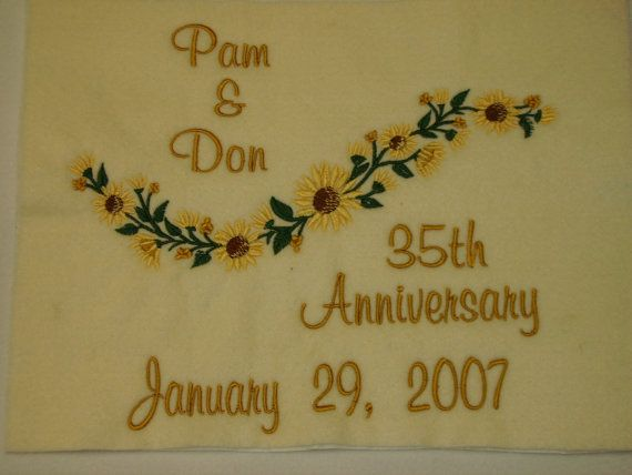 Embroidered Wedding Throw Blanket Afghan Personalized Wedding Gift Classy Personalized Wedding Throw Blanket