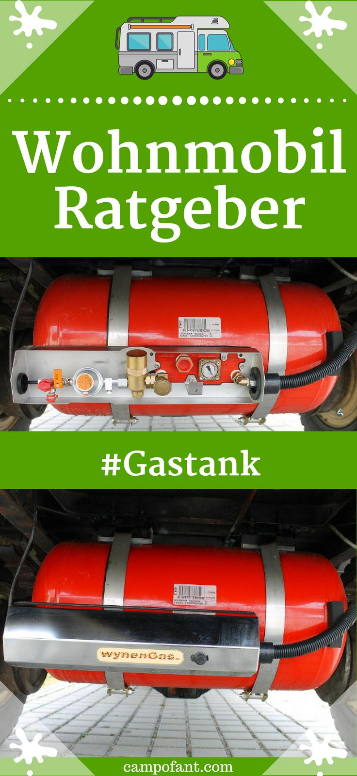 Gastank Am Wohnmobil Alternative Zur Gasflasche Campofant Wohnmobil Wohnmobil Ausbauen Allrad Wohnmobil