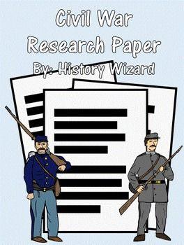 civil war research papers