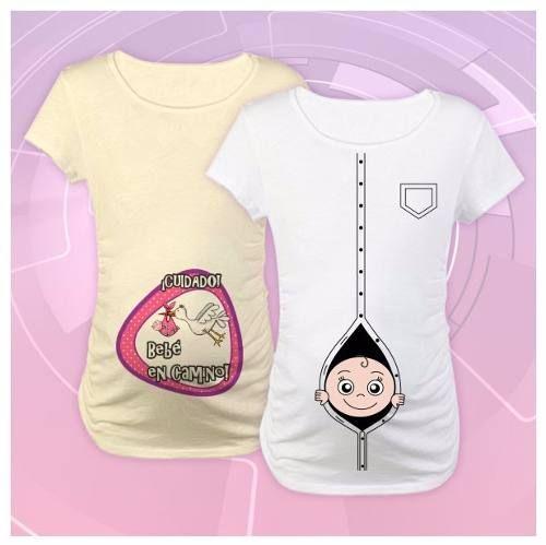 d17b6fa72 remeras embarazada futura mama personalizadas baby shower
