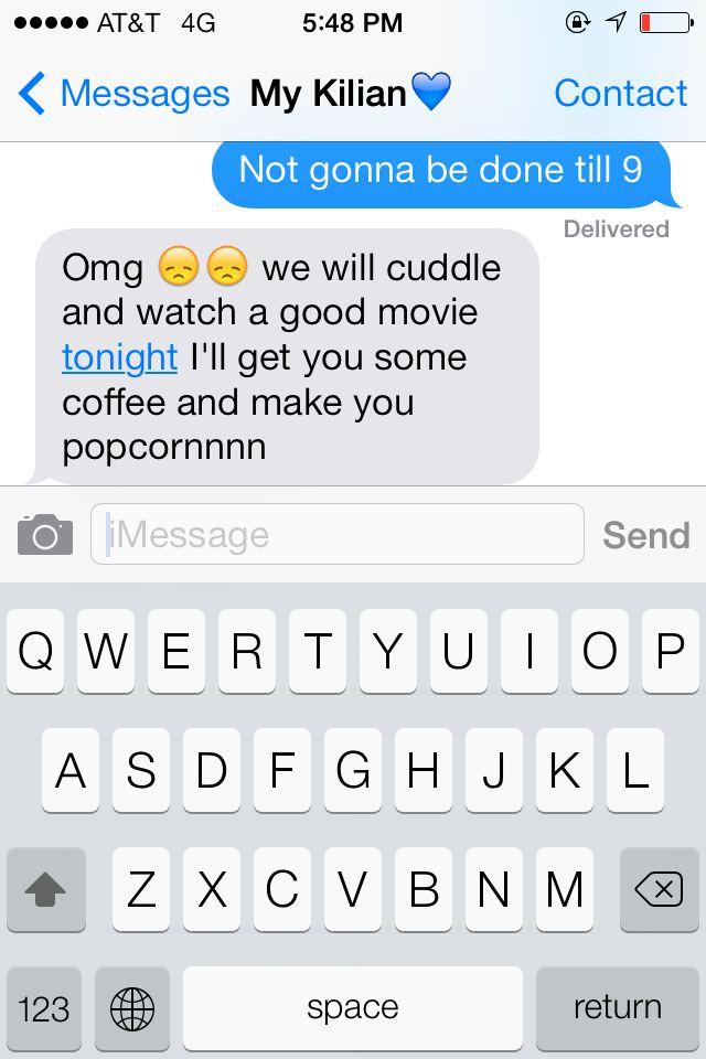 My boyfriend knows what's up