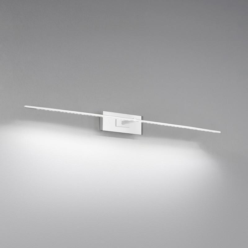 Icone spillo 50 q led wandleuchte bilderleuchte licht for Led holzlampe