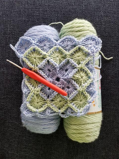 Free Pattern Video Tutorial Stunning Bavarian Crochet Afghan