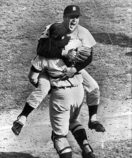 Image result for mickey lolich 1968 world series
