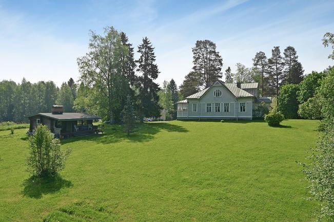 Myydään Omakotitalo Yli 5 huonetta - Lempäälä Kulju Kuljun asematie 58 - Etuovi.com 1179000
