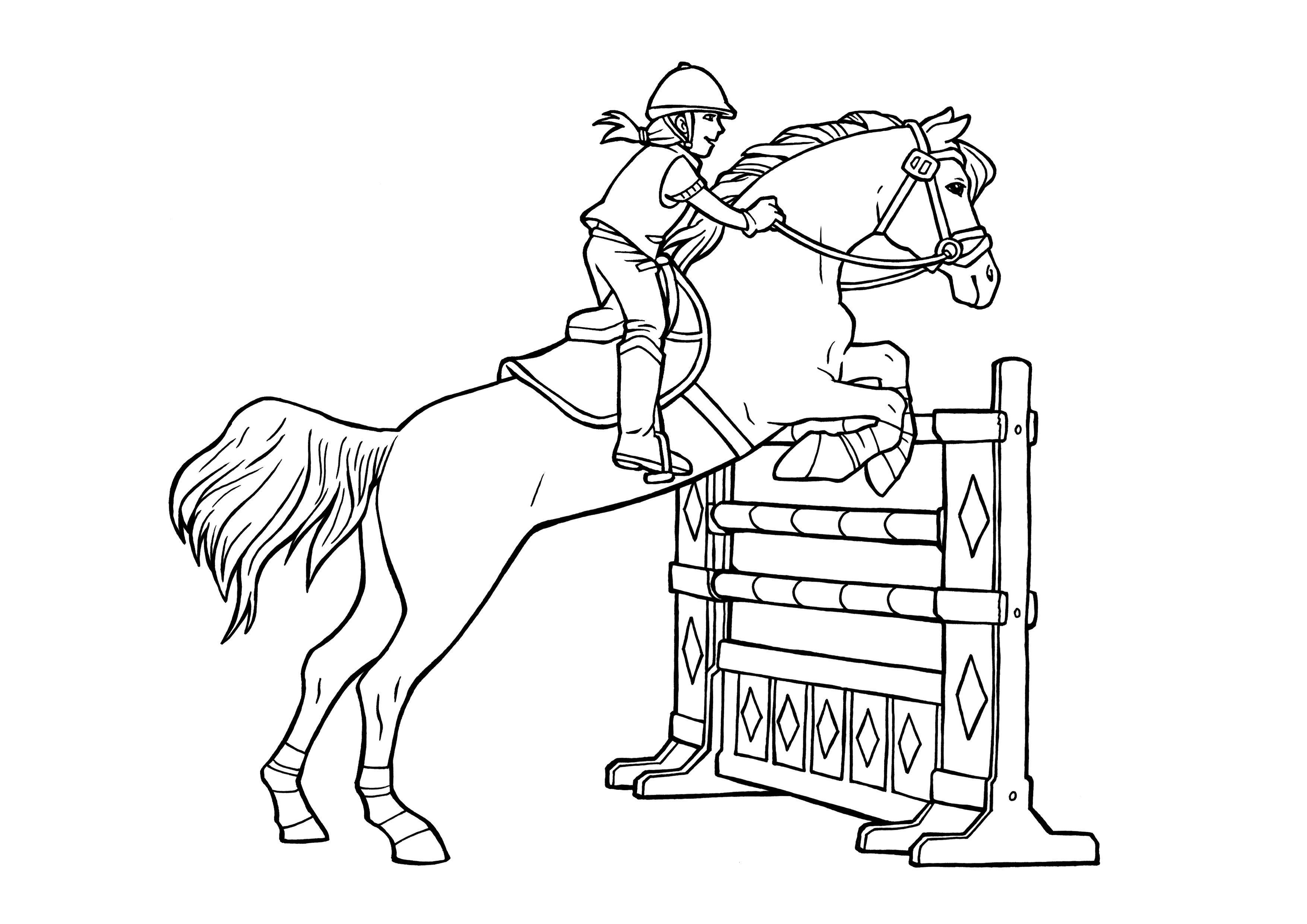 19 Der Besten Ideen Für Pferde Ausmalbilder - Beste Wohnkultur