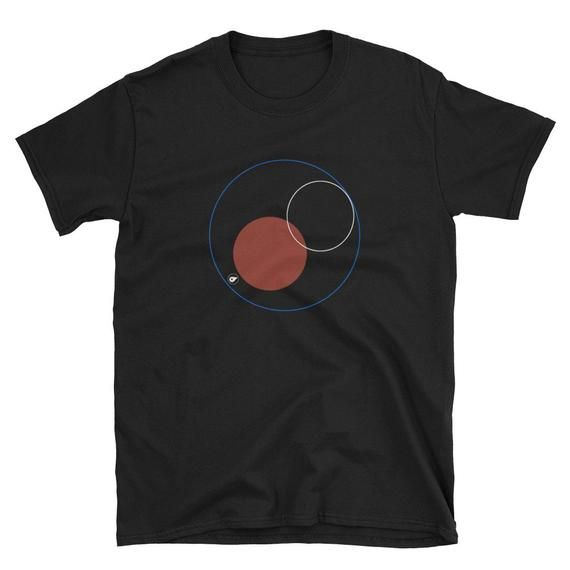 Funny Blue Zone Red Zone Get To The Circle Shirt For