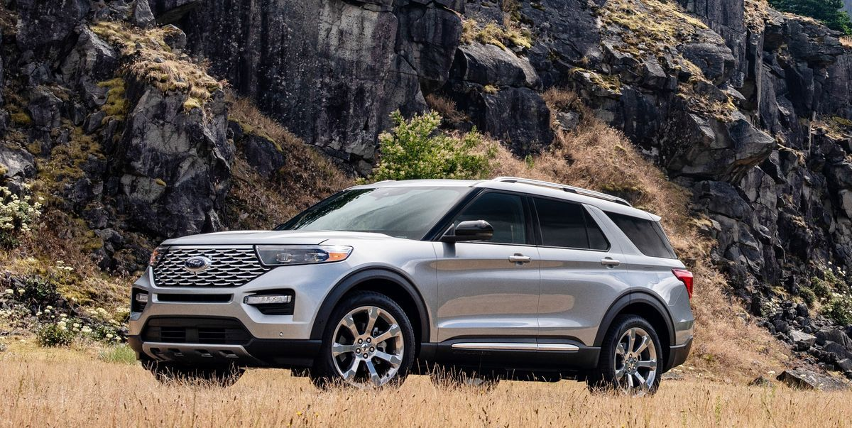 2020 Ford Explorer And Lincoln Aviator Recalled For Missing