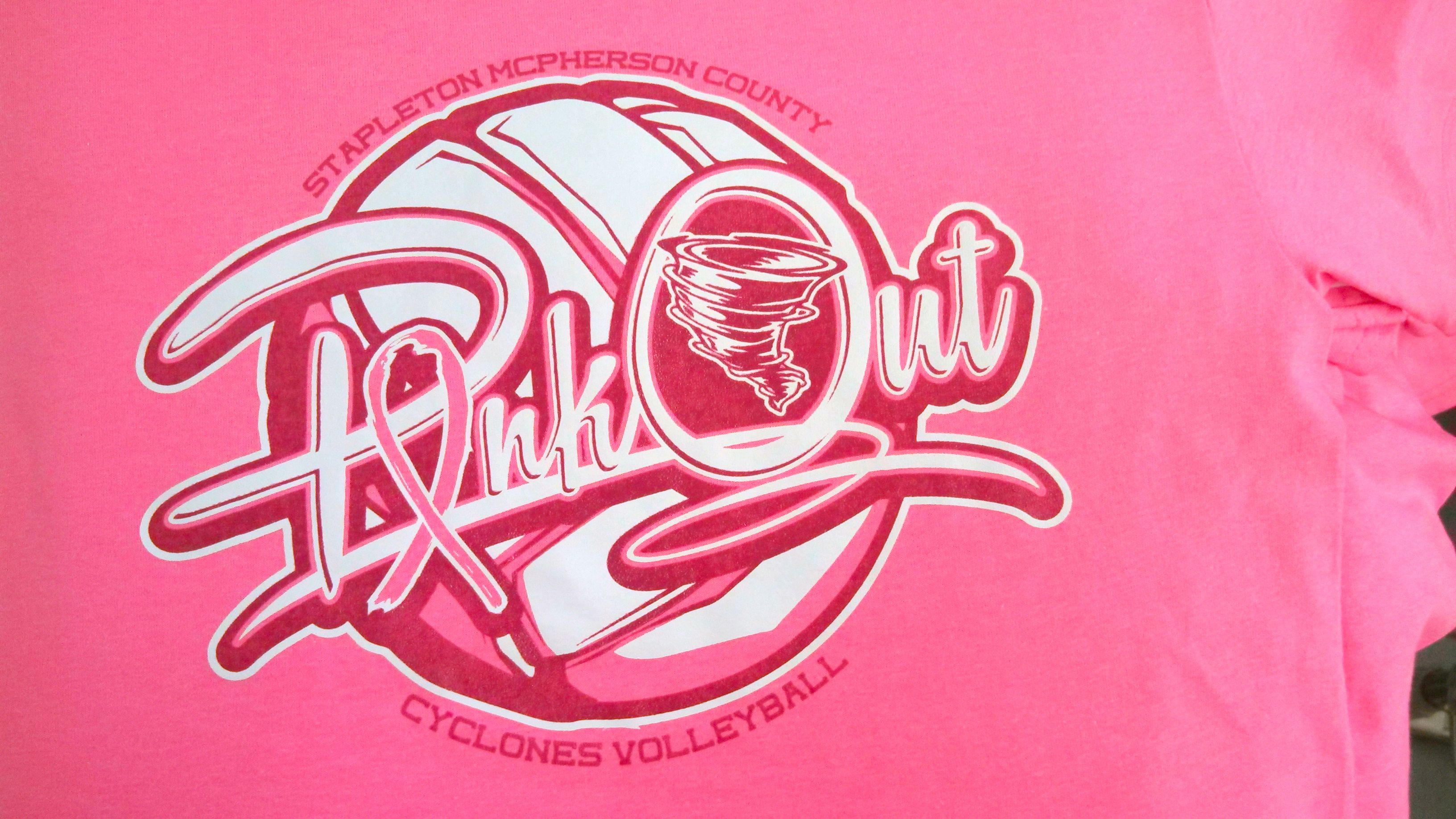 SMC - Stapleton McPherson County - Pink Out - Breast Cancer ...