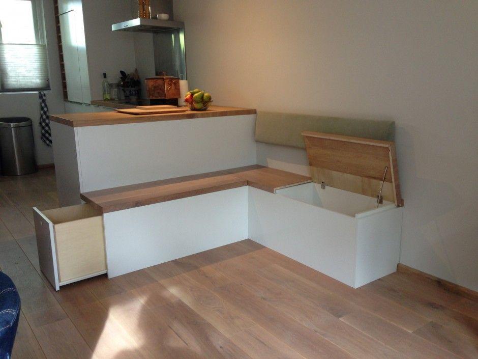 hoek bank keuken