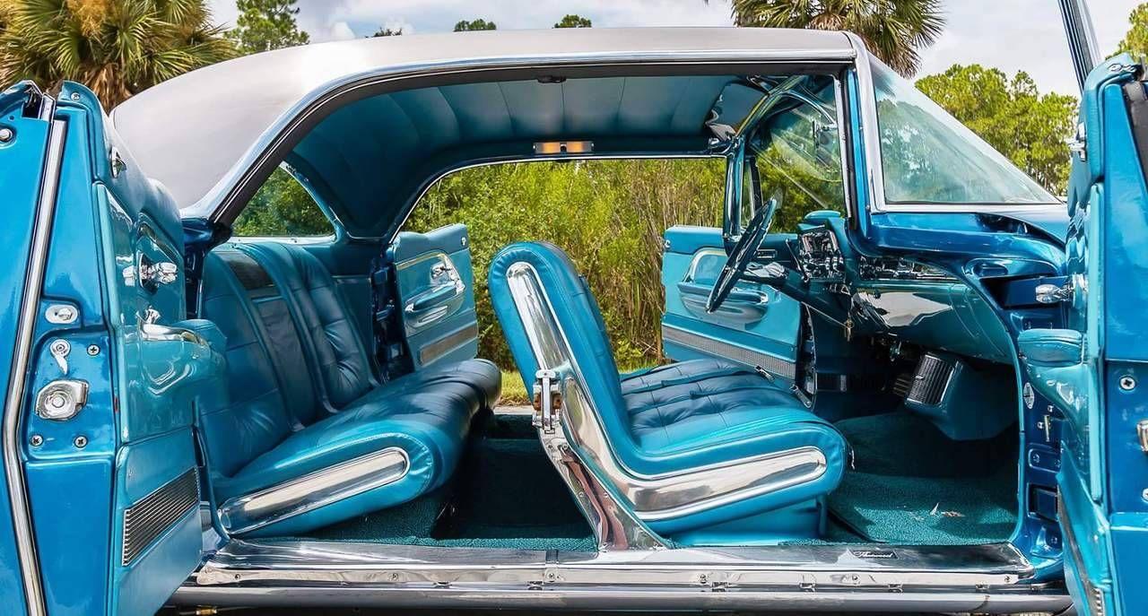 Pin On Cadillac 1957 58
