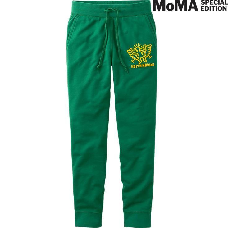 SPRZ NY Sweatpants (Keith Haring) | Uniqlo $29.90