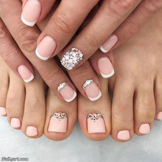 Top 110 Pedicure Nail Art Design That Are Easy Nail4art Nails
