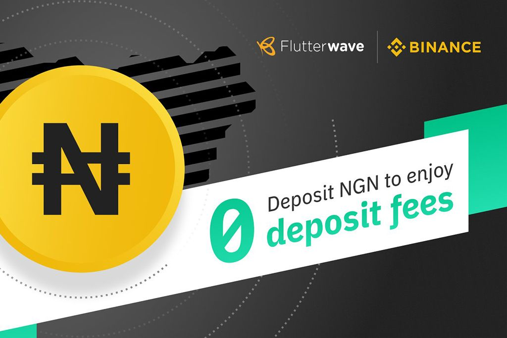Binance Launches Assistance For Nigerian Naira In Collaboration With Flutterwave
