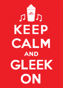 if u r a real gleek, you will defidentally be singing the glee version of dont stop believing