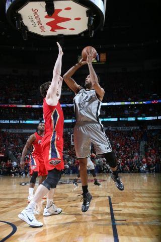 Spurs vs Pelicans 4/15/15