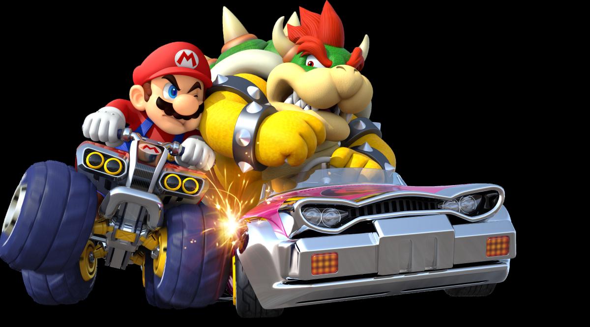 Gameplayaholic Nintendo Minute Mario Kart 8 Giveaway And Blindfol Mario Kart 8 Fotomontagem Mario Bros