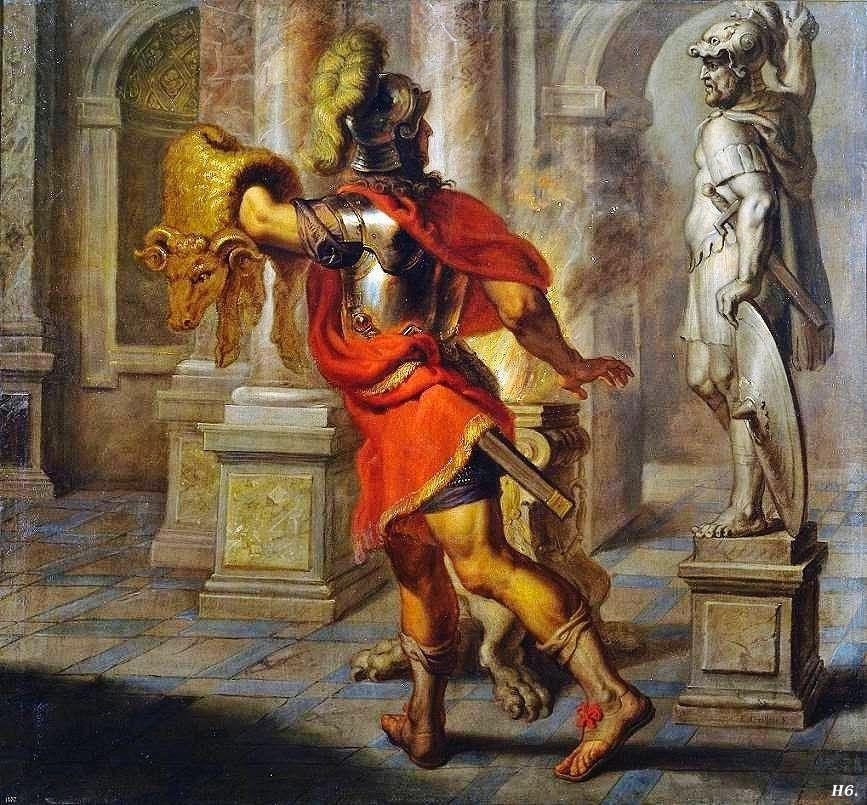 Mes Images: Tableau - Jason avec la toison d'or ! | Mythologie grecque,  Mythologie, Les mythes