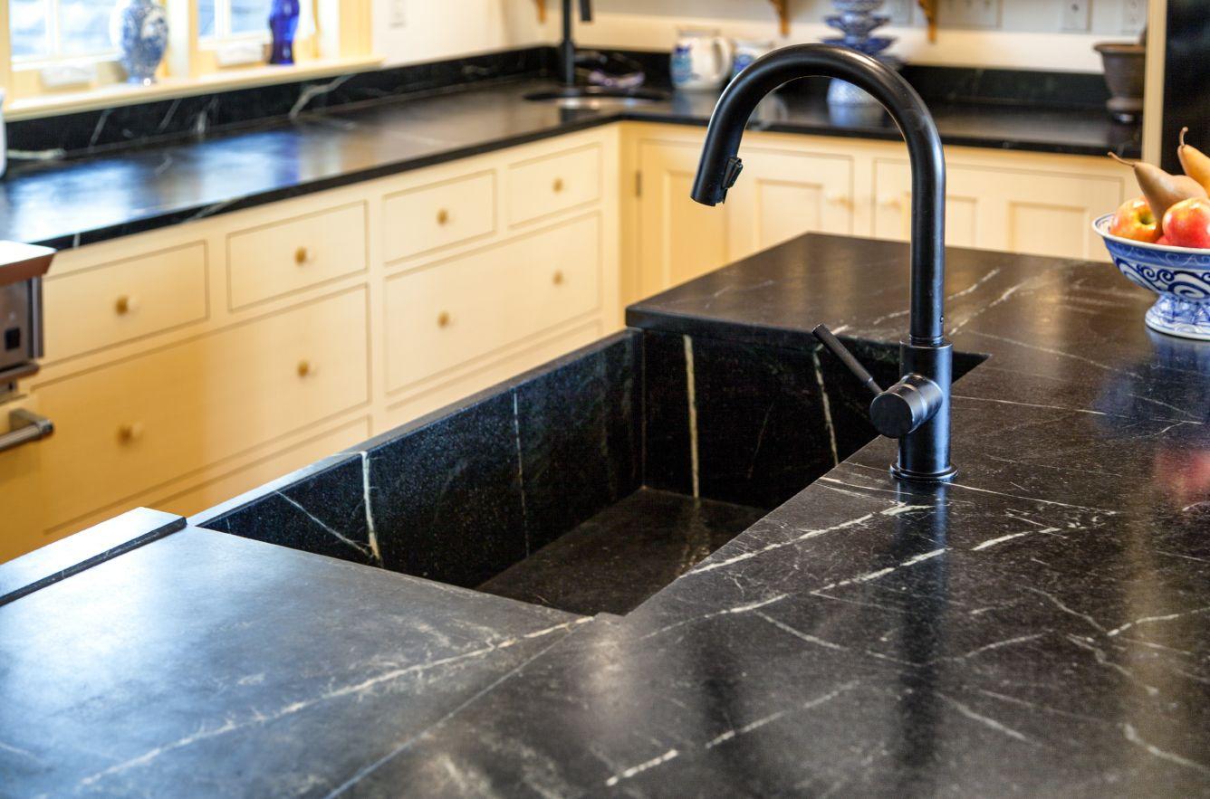 Caring For Soapstone Countertops Soapstone Countertops