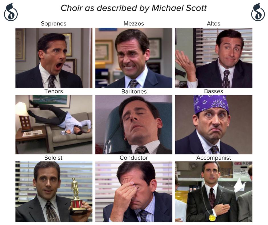 I'm a soprano....... Choir memes, Music memes funny
