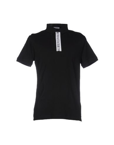 BIKKEMBERGS Polo Shirt. #bikkembergs #cloth #top #pant #coat #jacket #short #beachwear