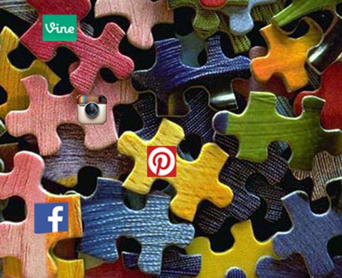 Best Social Media MBAs (With images) | Puzzle shop, Puzzle ...