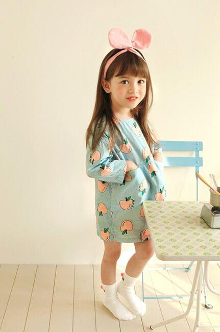 Ae-hem Apple Dress (2C)