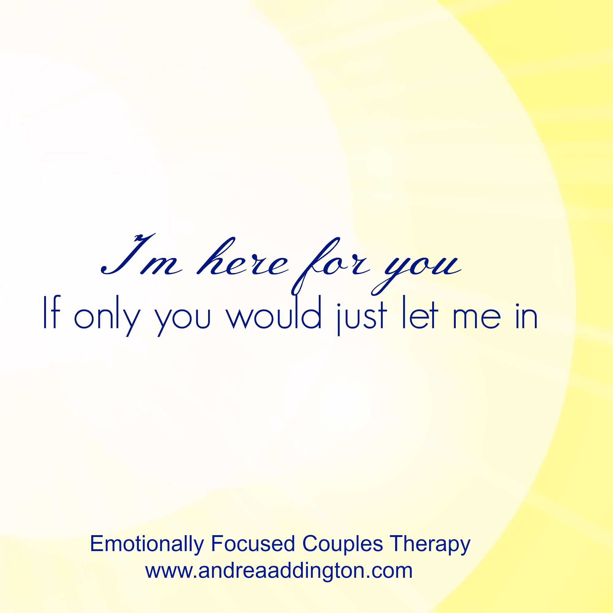 Emotionally Focused Couples Therapy Eft Couples
