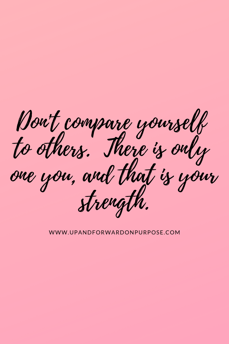Don T Compare Yourself To Others Comparison Quotes Dont Compare Quotes I Am Quotes