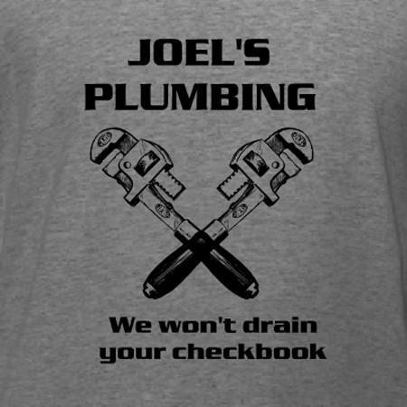Plumber Business T Shirt Design Idea Featuring Crossed Wrenches Advertise Your Small Plumbing With Company Shirts Tons Of Product Choices And