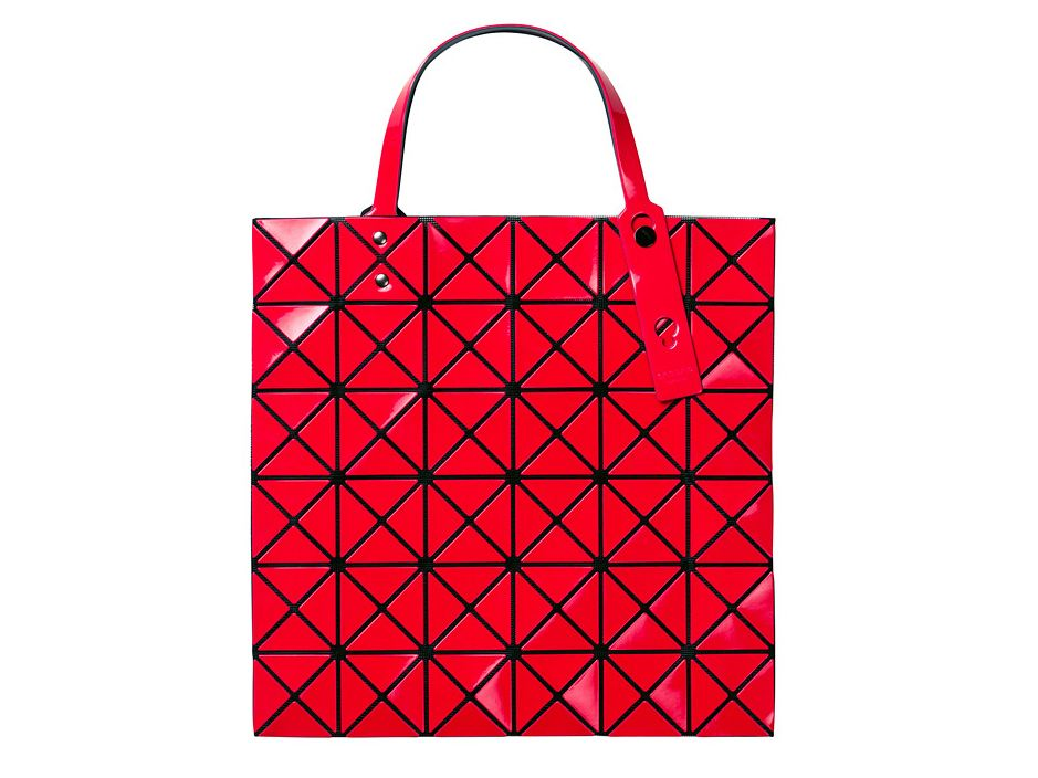 1d428d99cb BAO BAO ISSEY MIYAKE Tote bag BILBAO LUCENT SEASONAL COLORS-1 Pink ...