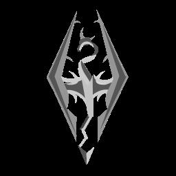 The Elder Scrolls V Skyrim Elder Scrolls Skyrim Epic Drawings