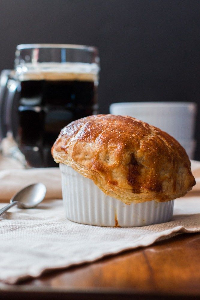 Individual Japanese Beef Curry Potpies | Pot pies recipes ...