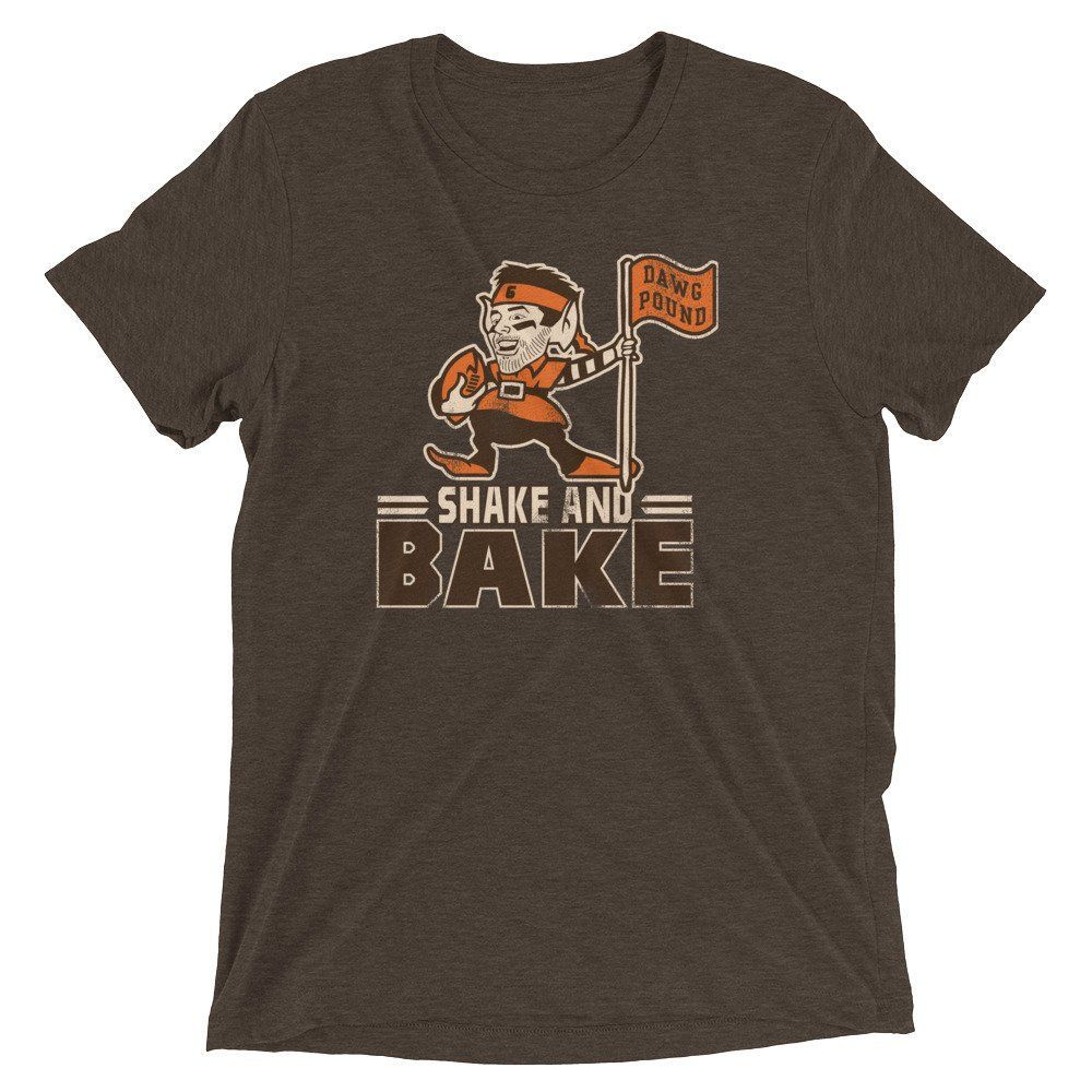 Shake and Bake Baker Mayfield Flag Plant Cleveland