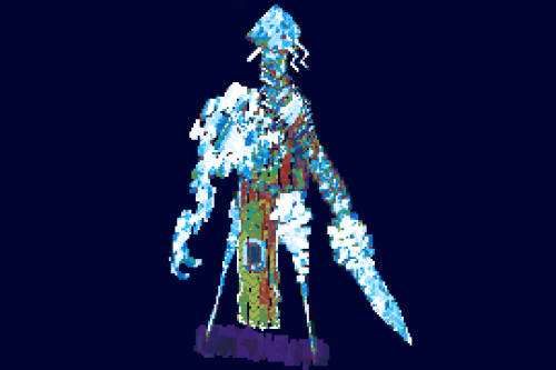 Recent things i have pixeled/painted